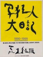 写狂人大日記 1990‐1999 荒木経惟