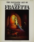 The Fantastic Art of Frank Frazetta フランク・フラゼッタ画集