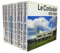 ル・コルビュジエ全作品集 全8巻 日本語版
