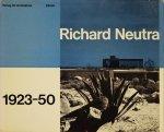 <img class='new_mark_img1' src='https://img.shop-pro.jp/img/new/icons50.gif' style='border:none;display:inline;margin:0px;padding:0px;width:auto;' />Richard Neutra 1923-50 リチャード・ノイトラ作品集