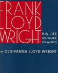 <img class='new_mark_img1' src='https://img.shop-pro.jp/img/new/icons50.gif' style='border:none;display:inline;margin:0px;padding:0px;width:auto;' />Frank Lloyd Wright: His Life, His Work, His Words フランク・ロイド・ライト