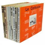 <img class='new_mark_img1' src='https://img.shop-pro.jp/img/new/icons50.gif' style='border:none;display:inline;margin:0px;padding:0px;width:auto;' />Le Corbusier OEuvres completes en 8 volumes ル・コルビュジエ全作品集 全8巻セット
