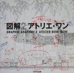 図解2 アトリエ・ワン GRAPHIC ANATOMY 2 ATELIER BOW‐WOW