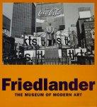 Friedlander リー・フリードランダー