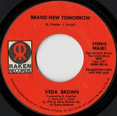 Brand New Tomorrow (stereo) / (mono)