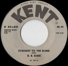 Eyesight To The Blind / Just Like A Woman