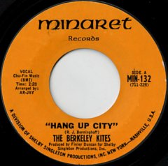 Hang Up City / Mary-Go-Round