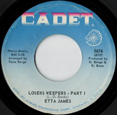 Losers Weepers (pt.1) / (pt.2)