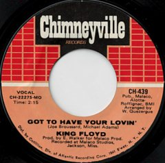 Got To Have Your Lovin' / Let Us Be