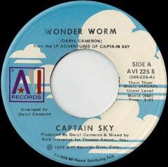 Wonder Worm / Saturday Night Move-Ease