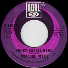 Funky Rubber Band (vo) / (inst)