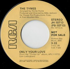 Only Your Love (stereo) / (mono)