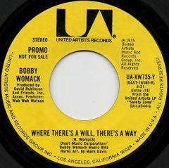 Where There's A Will, There's A Way (stereo) / (mono)