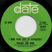I Need Your Love So Desperated / For Your Love