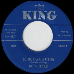 Do The Cha Cha Cherry / The Feeling Is Real