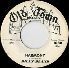Harmony / Make Believe Lover