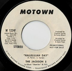 Hallelujah Day / You Made Me What I Am
