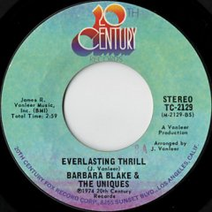 Everlasting Thrill / Teach Me