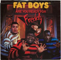 Are You Ready For Freddy / Back And Forth
