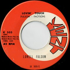 Lovin' Touch / Price For Love