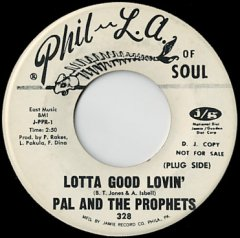 Lotta Good Lovin' / I Keep Foolin' Myself