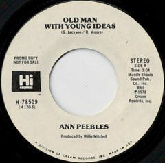 Old Man With Young Ideas (stereo) / (mono)