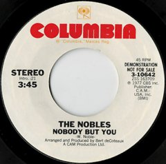 Nobody Buy You (stereo) / (mono)
