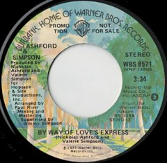 By Way Of Love's Express (stereo) / (mono)