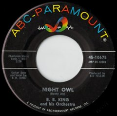 Night Owl / Tired Of Your Jive