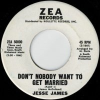 Don't Nobody Want To Get Married (pt.1) / (pt.2)