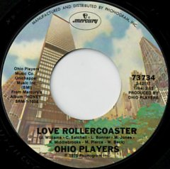 Love Rollercoaster / It's All Over