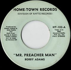 Mr. Preacher Man / Heart Attack