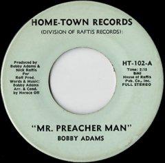 Mr. Preacher Man / Heart Attack