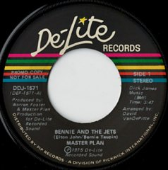 Bennie And The Jets (stereo) / (mono)