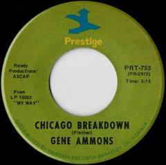 Chicago Breakdown / My Way