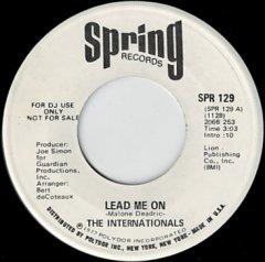 Lead Me On / (same)