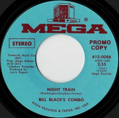 Night Train / Bluff City Cookin'