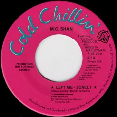 Left Me Lonely (single edit) / (edit)