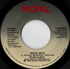 Rock Box / (dub ver)