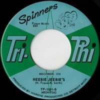 Heebee Jeebie's / That's What Girl Are Made For