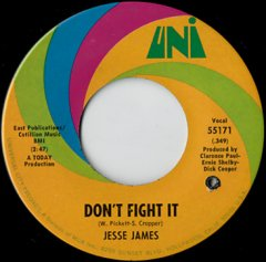 Don't Fight It / Ain't Much Of A Home