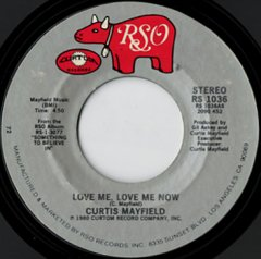 Love Me, Love Me Now / It's Alright
