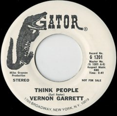 Think People (stereo) / (mono)
