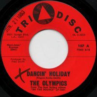 Dancin' Holiday / Do The Slauson Shuffle