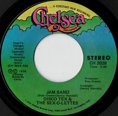 Jam Band / Jam Band Reprise
