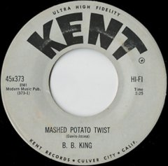 Mashed Potato Twist / 3 O'Clocl Stomp