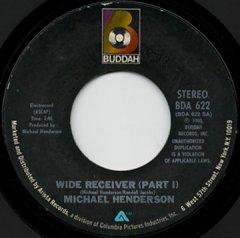 Wide Receiver (pt.1) / (pt.2)