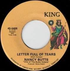 Letter Full Of Tears / Only One Love