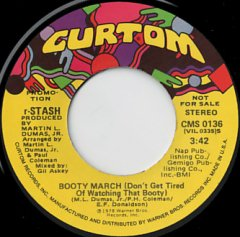Booty March (stereo) / (mono)