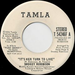 It's Her Turn To Live (stereo) / (mono)